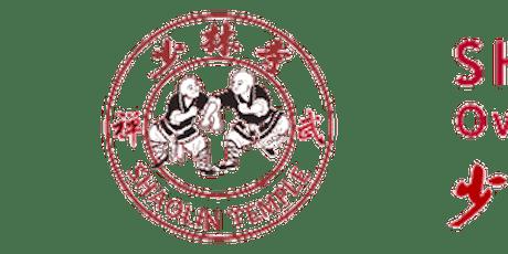2019 Shaolin Qigong Retreat with Shifu Guolin tickets