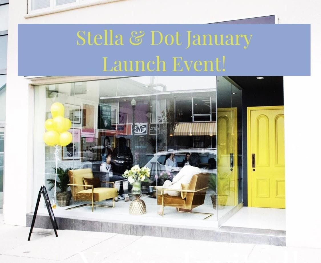 Stella & Dot January 2019 Season Launch Event