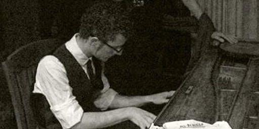 An Evening with Jazz Banshee Max Chanowitz