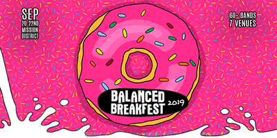 Balanced BreakFEST 2019 in San Francisco