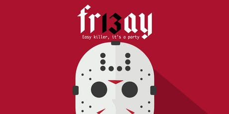 Friday the 13th Party tickets