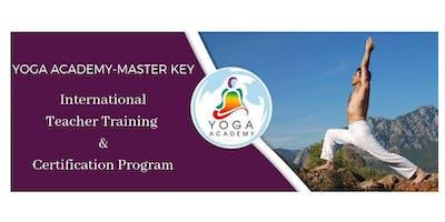 Yoga Academy-Master Key Teacher Training & Certification