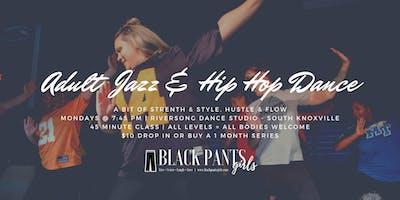 Adult Jazz & Hip Hop Dance - February 2019 Session