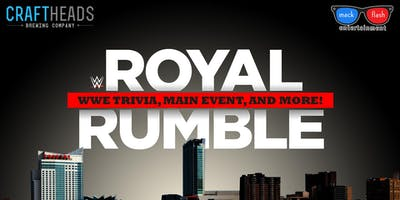 WWE & Royal Rumble Trivia