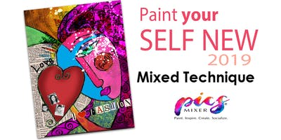 Paint your Self New 2019