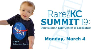 RareKC Summit 2019: Innovating a Rare Center of Excellence