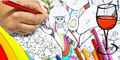Adult Coloring Night at Snapdoodle Toys Redmond, Jan 24