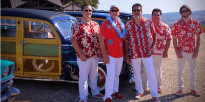 Woodie & The Longboards (Beach Boys Tribute Band)