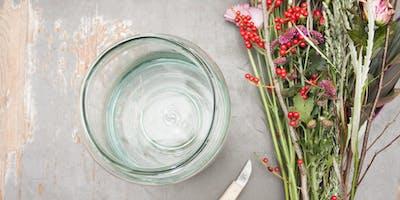 bloomon blomsterbindings-workshop 20. februar | Silkeborg, DREWSENS kaffe vin & tapas