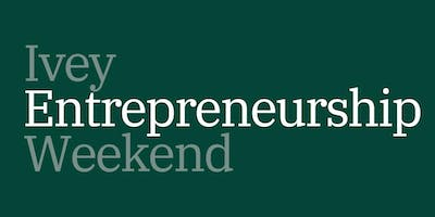 Ivey Entreprenership Weekend - ACE Conference Ticket