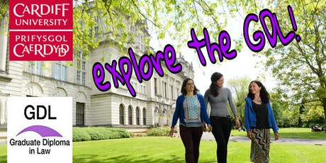 EXPLORE THE GDL!  (Graduate Diploma in Law) tickets