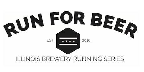 Beer Run - Winter Beer Dash 0.5k between Cruz Blanca Brewery and Haymarket Brewing - Part of the 2019 IL Brewery Running Series tickets
