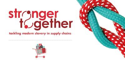 Tackling Modern Slavery through Purchasing Practices - Workshop - 12/03/19