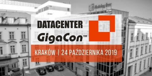 Data Center - bezpłatna konferencja, edycja krakowska