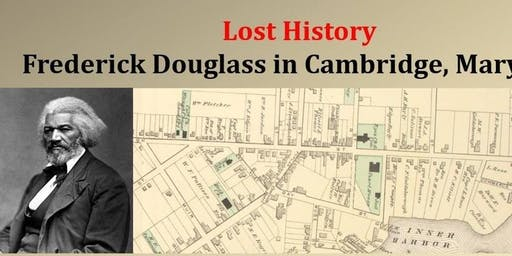 Walking Tour of Frederick Douglass in Cambridge