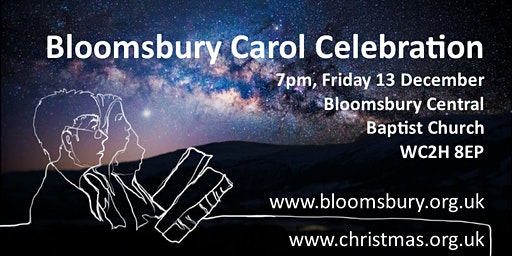 Bloomsbury Carol Celebration 2019