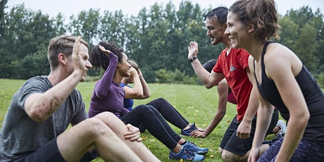 Outdoor Group Exercise with TRIBE.MCR (South Manchester) tickets