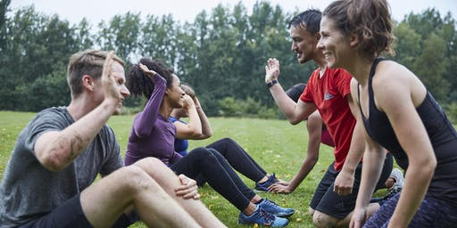 Outdoor Group Exercise with TRIBE.MCR (South Manchester)