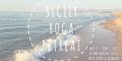 Sicily Yoga & Mindfulness Retreat 2019 with Iryna & Kremena