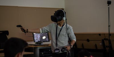 Immerse Video and Visual Effects Summer Programme for 11-15 year olds