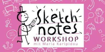 Sketchnotes Grundkurs | Workshop
