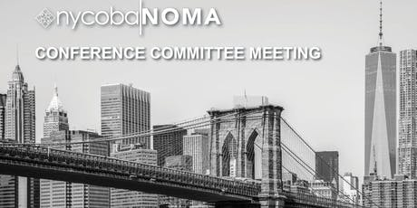2019 NOMA Conference Committee Meeting tickets