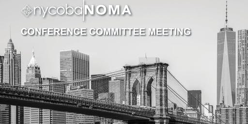 2019 NOMA Conference Committee Meeting