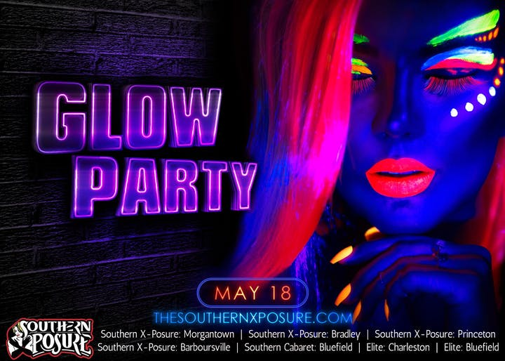 Glow In The Dark Party Tickets Sat May 18 2019 At 700 Pm