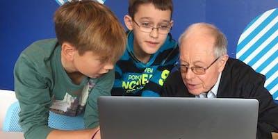 Großeltern-Enkel-Workshop: Stop-Motion-Film