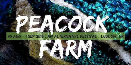 Peacock Farm - An Alternative Festival tickets
