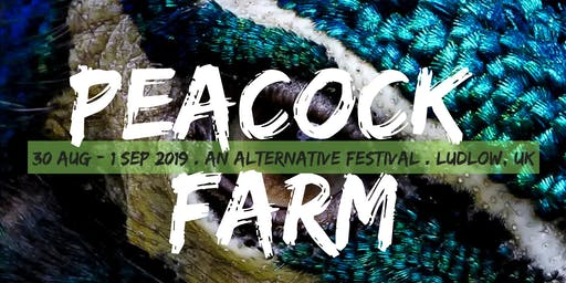 Peacock Farm - An Alternative Festival