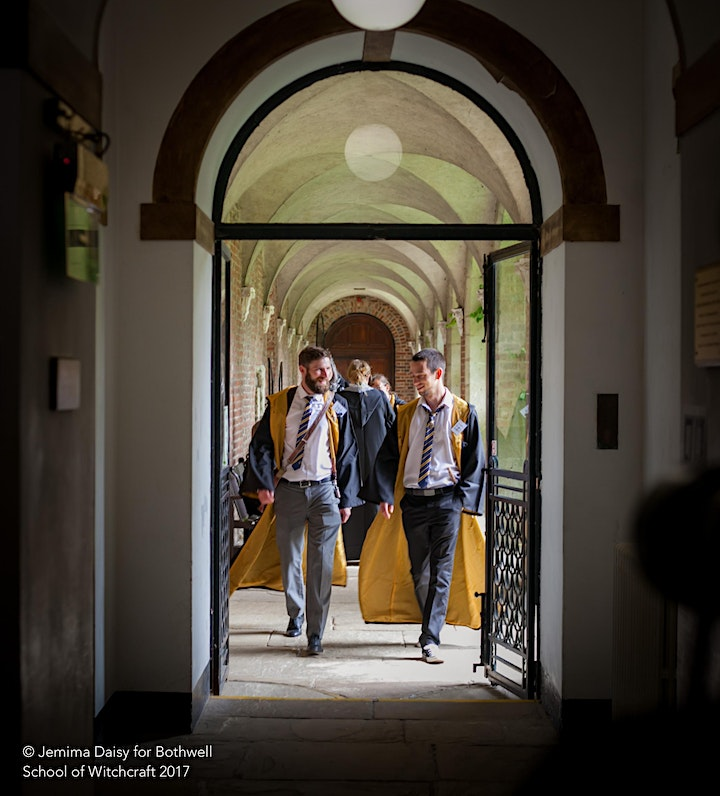 Bothwell School of Witchcraft - August 2019 image