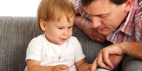 Atelier PERINATALITÉ : Eveil psychomoteur avec son papa (de 3 à 9 mois) billets