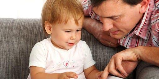 Atelier PERINATALITÉ : Eveil psychomoteur avec son papa (de 3 à 9 mois)
