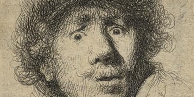 GREAT ART: Rembrandt in Black and White