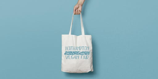 Northampton Vegan Fair - fast-track ticket with a goodie bag