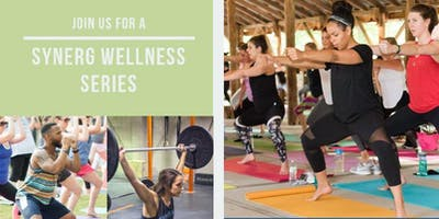 synerG Wellness Series: College Hill CrossFit