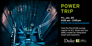 DUEI Power Trip: PULSTAR & ABB, Jan. 25