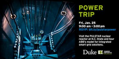 DUEI Power Trip: PULSTAR & ABB, Jan. 25