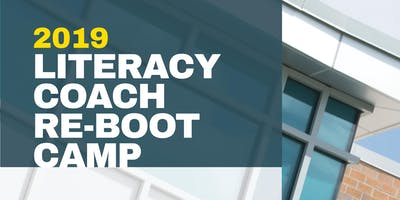 MIRC Literacy Coach Re-Boot Camp 2019