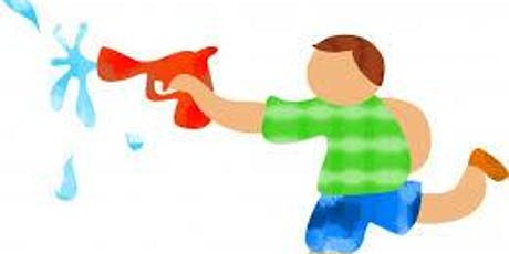 Family Workshop: Squirt Gun Painting tickets
