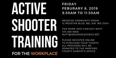 Active Shooter Training: For The Workplace