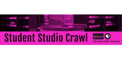 Design Madison Student Event: Wisconsin Public Television Student Studio Crawl