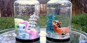 Family Workshop: Create C&O Canal Snowglobes