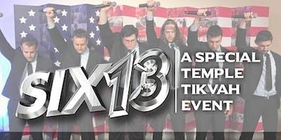 Six13 Concert