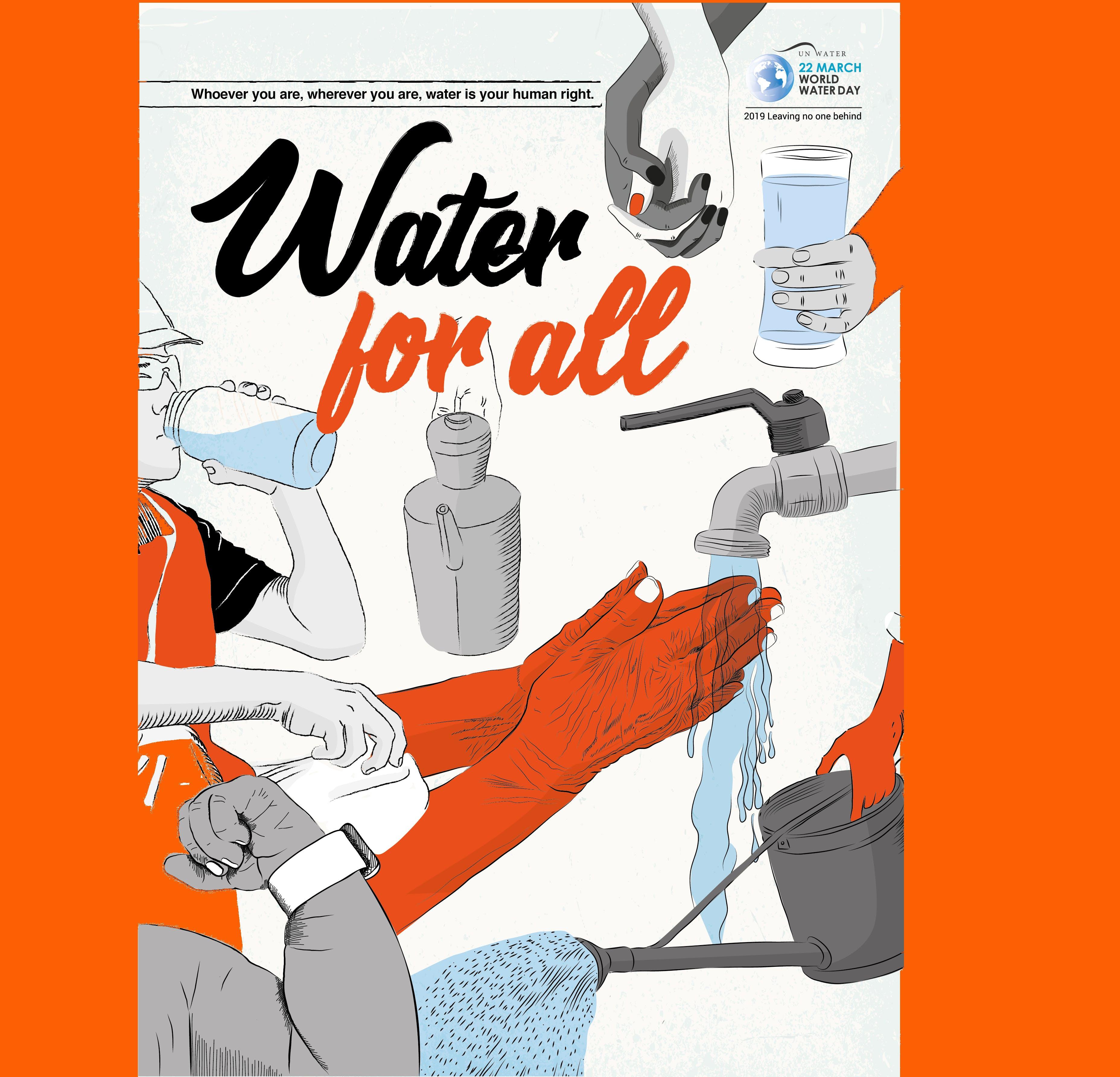 World Water Day YEG 2019