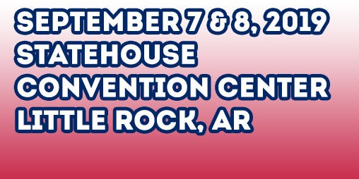Arkansas Comic Con 2019