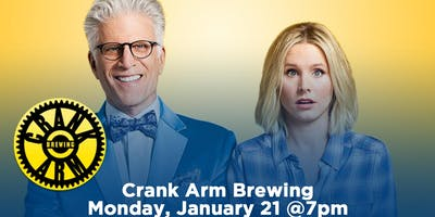 The Good Place Trivia at Crank Arm Brewing Company