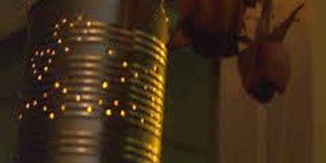 Family Workshop: Create a Tin Can Lantern tickets