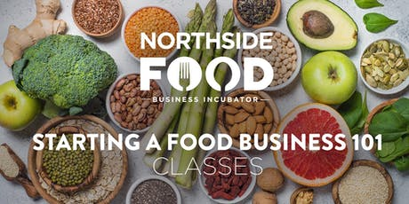 Starting a Food Business 101 Classes tickets